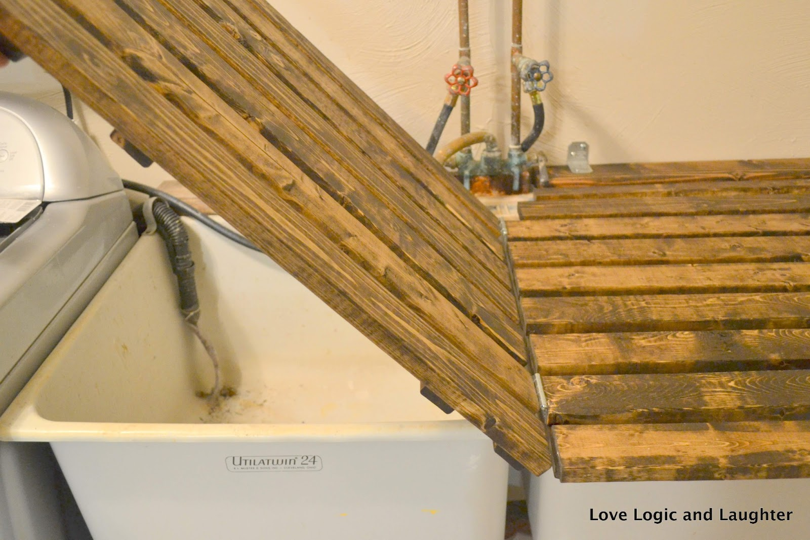 Links For Details On The Individual Laundry Room Makeover Diy Projects