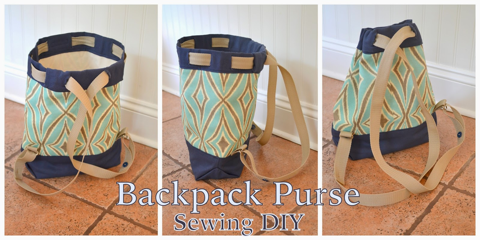 Sewing A Backpack - All About Sewing Tools