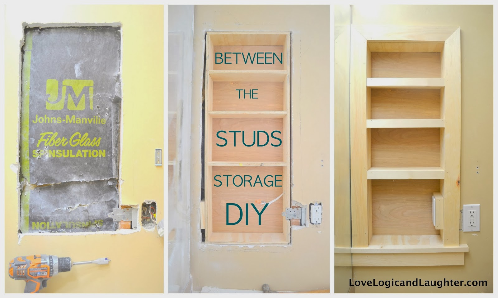 between the studs storage a tutorial logic and laughter rh lovelogicandlaughter com